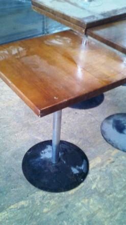 Стол б/у деревянный для кафе. Киев. фото 1