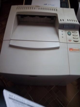 Принтер Hewlett-Packard laserjet 4000, лазерная технология печати. Харків. фото 1