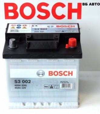 Акумулятори Бош Аккумуляторы АКБ Bosch S3 S4 S5 AGM Автозапчастини. Косів. фото 1