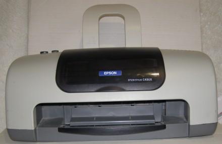 Принтер Epson Stylus C43UX. Вознесенск. фото 1