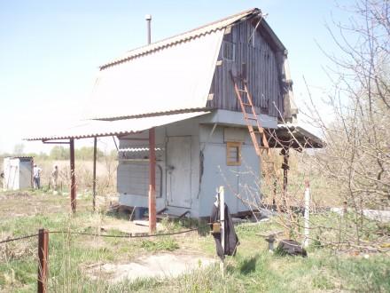 Продається дачний будиночок (не капітальний) 3х2м, висота-2,40 (4,65)м. Виготовл. Березань, Киевская область. фото 2