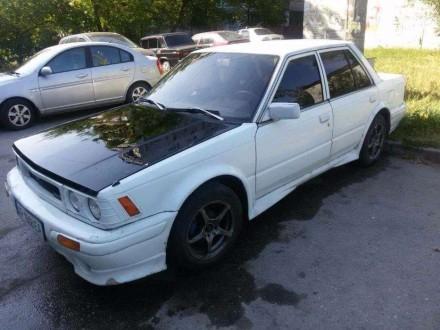 Продам Nissan Bluebird 1984 1.8 U11. Запорожье. фото 1