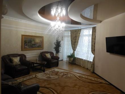 Здається посуточно 2-х кімнатна елітна квартира у центрі Трускавця біля централь. Трускавец, Трускавец, Львовская область. фото 13