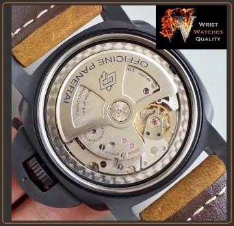 PANERAI - PAM 441 Luminor 1950 3 Day GMT CERAMICA Automatic - Ceramic Case - 44m. Киев, Киевская область. фото 8