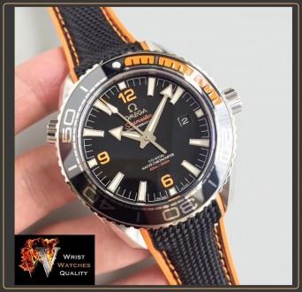 OMEGA - Seamaster Planet Ocean 600M Co-Axial Master Chronometer Black Steel 43,5. Киев, Киевская область. фото 2