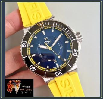Oris - AQUIS Great Barrier Reef Limited Edition II Automatic Stainless steel 46 . Киев, Киевская область. фото 2