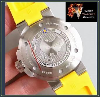 Oris - AQUIS Great Barrier Reef Limited Edition II Automatic Stainless steel 46 . Киев, Киевская область. фото 5