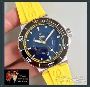 Oris - AQUIS Great Barrier Reef Limited Edition II Automatic Stainless steel 46 . Киев, Киевская область. фото 1