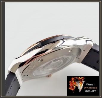 HUBLOT - Classic Fusion Automatic Gold bezel Titanium - 45mm Reference: 511.NO.. Киев, Киевская область. фото 7