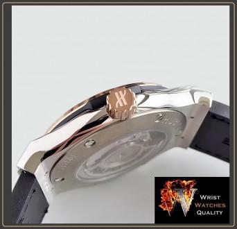 HUBLOT - Classic Fusion Automatic Gold bezel Titanium - 45mm Reference: 511.NO.. Киев, Киевская область. фото 5