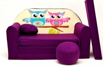 Міні-софа, диванчик-ліжко дитяче Welox Maxx різні кольори! Польща. Харьков. фото 1