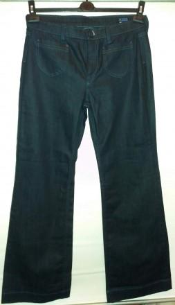 Модные темно-синие женские джинсы бренд KISS.. Киев. фото 1