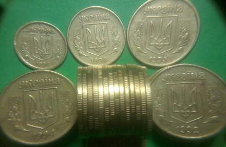 Монеты почти даром. Тараща. фото 1