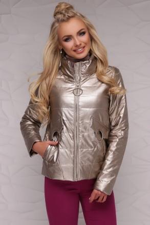 Куртка 18-126. Три кольори, розміри :s ,m, l, XL ,XXL.. Вышгород. фото 1