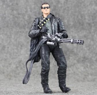 Терминатор 2: Судный день (Terminator 2). NECA. Днепр. фото 1