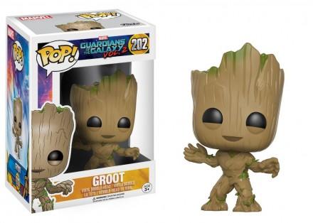 Грут (Groot) из Стражи Галактики 2. Днепр. фото 1