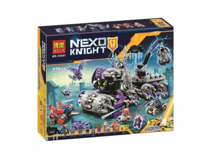 Конструктор Nexo Knights Штаб Джестро. Днепр. фото 1