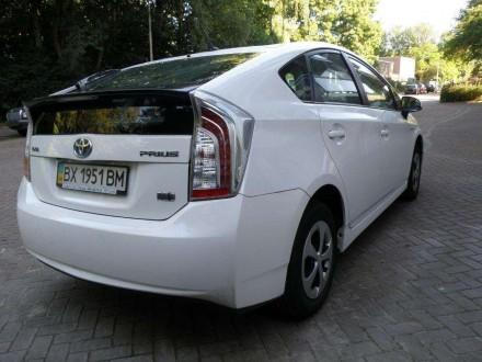 Описание Toyota Prius 2012 Технические характеристики Коробка передач: Вариатор . Хмельницкий, Хмельницкая область. фото 5