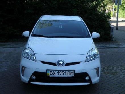 Описание Toyota Prius 2012 Технические характеристики Коробка передач: Вариатор . Хмельницкий, Хмельницкая область. фото 3