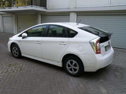 Описание Toyota Prius 2012 Технические характеристики Коробка передач: Вариатор . Хмельницкий, Хмельницкая область. фото 4