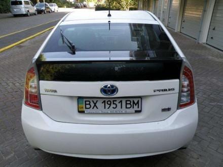 Описание Toyota Prius 2012 Технические характеристики Коробка передач: Вариатор . Хмельницкий, Хмельницкая область. фото 6