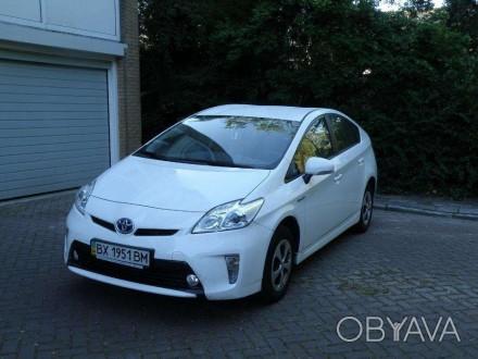 Описание Toyota Prius 2012 Технические характеристики Коробка передач: Вариатор . Хмельницкий, Хмельницкая область. фото 1