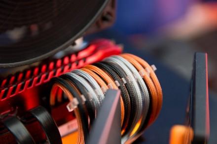 Купить оплётку можно у компании ООО «Мультимедиа Украина» http://www.techflex.ne. Киев, Киевская область. фото 8