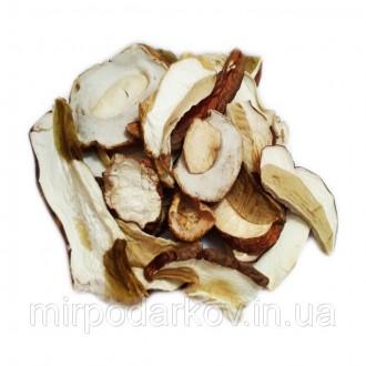 Сушеные белые грибы из Карпат. Кременчуг. фото 1