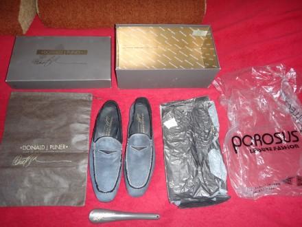 Лоферы donald j pliner мужская обувь туфли. Фастов. фото 1