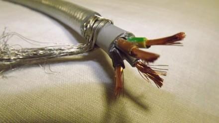 Сетевой кабель Lappkabel Olflex Classic 100 CY. Кременчуг. фото 1