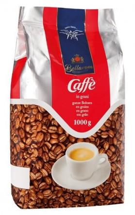 Зерно Bellarom Caffè 100% арабіка. 1кг Німеччина. Ужгород. фото 1