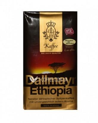 Даллмайер Эфиопия в зернах / Dallmayr Ethiopia 500г. Ужгород. фото 1