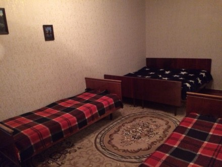 1 комнатная в центре Новая Каховка. 4 отдельных спальных места. Постель, посуда,. Новая Каховка, Новая Каховка, Херсонская область. фото 3