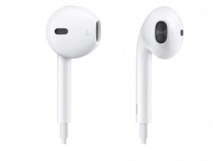 Наушники Apple EarPods with Remote and Mic (ZKMNHF2ZMA) Оригинал!. Днепр. фото 1