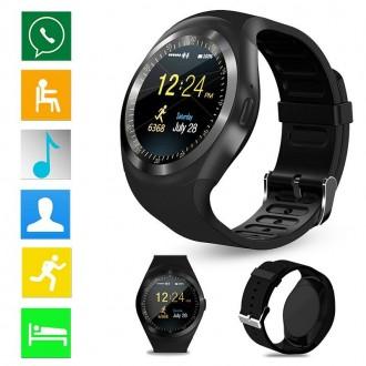 Умные часы. Smart Watch Y1 Розумний годинник. 3 цвета.. Львов. фото 1