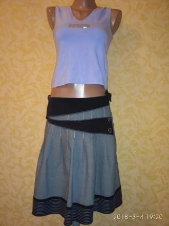 Новая юбка. Николаев. фото 1