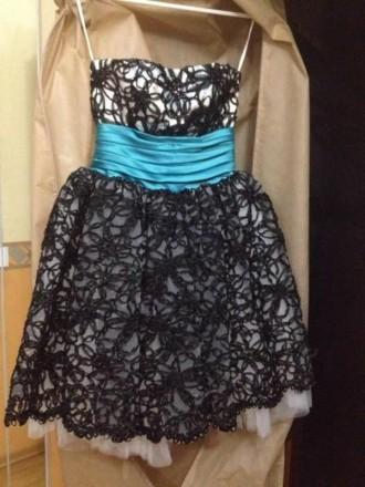 Платье выпускное. Днепр. фото 1