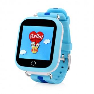 Wonlex Q100s детские умные часы GPS. Киев. фото 1