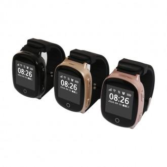 Wonlex ! Детские умные часы EW100s (D100) с пульсометром. Киев. фото 1