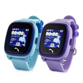 WONLEX! Водонепроницаемые IP67 детские умные  Часы GW400s ( DF25 ) c GPS. Киев. фото 1