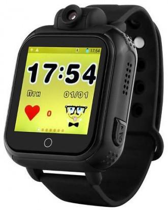 Wonlex ! Детские умные часы Q200 с камерой и gps, 3G. Киев. фото 1
