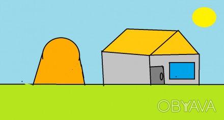 Продаю капитальный гараж под 2 автомобиля (легковой или под бус) в районе ФБП. Г. Малин, Малин, Житомирская область. фото 1