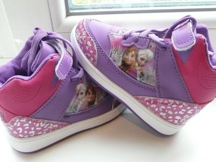 Деми хайтопы ботинки Эльза стелька 15-15,5см. Мариуполь. фото 1