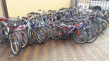 Предлагаем велосипеды из Германии. В наличии больше 100 штук. Выбор есть. Есть р. Христиновка, Черкасская область. фото 4