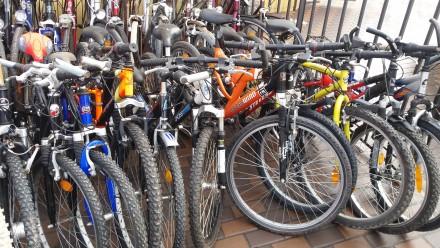 Предлагаем велосипеды из Германии. В наличии больше 100 штук. Выбор есть. Есть р. Христиновка, Черкасская область. фото 2