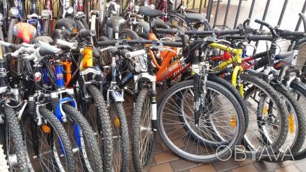 Предлагаем велосипеды из Германии. В наличии больше 100 штук. Выбор есть. Есть р. Христиновка, Черкасская область. фото 1