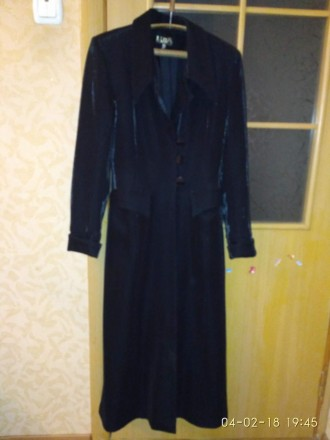 Пальто женское демисезонное. Николаев. фото 1