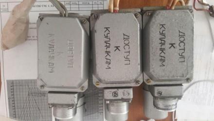 Реализуем датчики МПК-13К5. Датчики с хранения и без наработки, новые. В наличии. Киев, Киевская область. фото 3