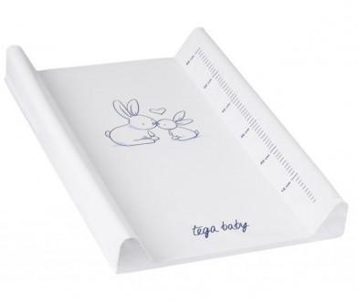 Пеленатор Tega Rabbits kr-009 белый 20318653. Киев. фото 1