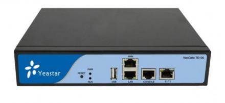 Yeastar NeoGate TE100 - VoIP-шлюз с портом Е1 ISDN PRI. Киев. фото 1